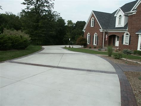 concrete driveway layout design driveway design ideas ideas and tips for driveway design