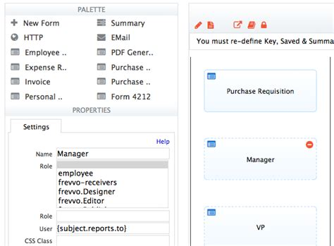 purchase requisition workflow forms workflow