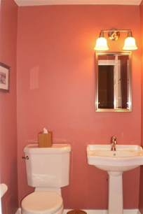 Paint Ideas For Small Bathroom lovely pink bathroom paint ideas for tiny room with white pedestal