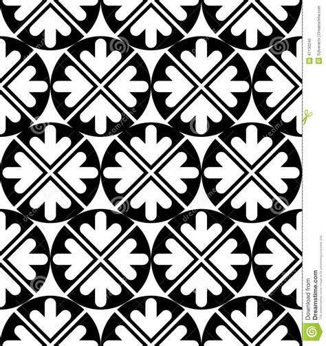 continuous pattern photography futuristic black and white extraordinary geometric