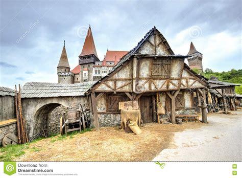 casa medievale casa foto de archivo imagen 72826918