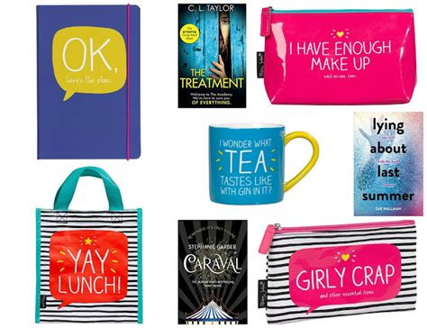 Ya Book Giveaways - with love for books happy jackson notebook pouches mug lunch tote bag and ya