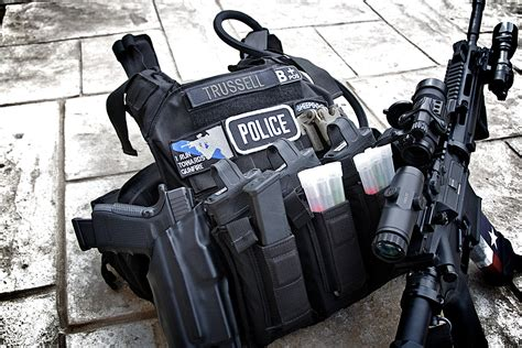 banshee plate carrier setup customer rig running a banshee plate carrier our level