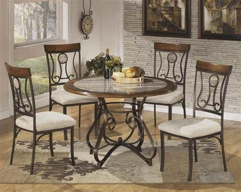 circular dining room table dinning 8 person table round table seats 8 round dining
