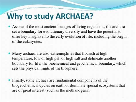 Review The Status Of Genome Analysis Of Cultured Archaea
