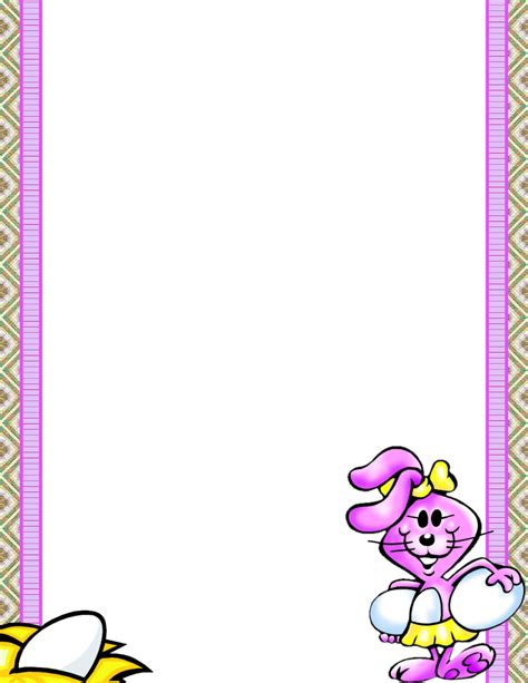 printable easter stationery easter stationery 2 theme free digital stationery