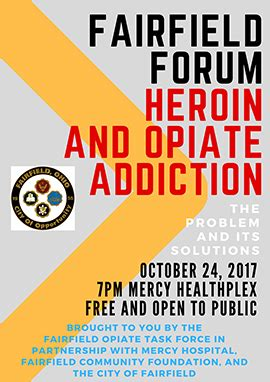Opiate Detox Forum by Fairfield Community Foundation Home