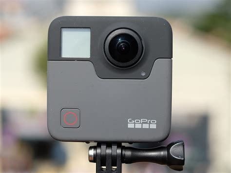 Gopro Fusion gopro fusion on review stuff 360 cameras