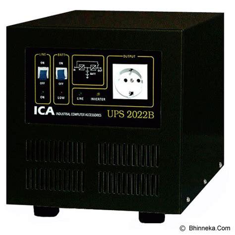 Stabilizer Ica Frc2000 Harga Murah jual ica ups 2022b ups power backup stabilizer genset