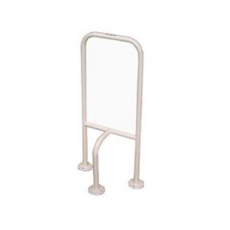 floor mounted grab bars for bathrooms grab rail floor mounted