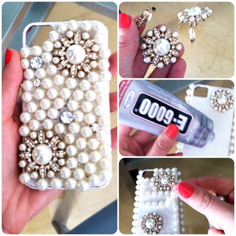 Decorate Your Phone by The Coolest Of The Cool Diy Iphone Makeovers 31 Of Them Diy Projects For