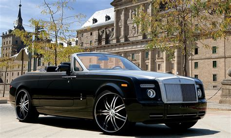 rolls royce phantasm hd cars wallpapers rolls royce phantom