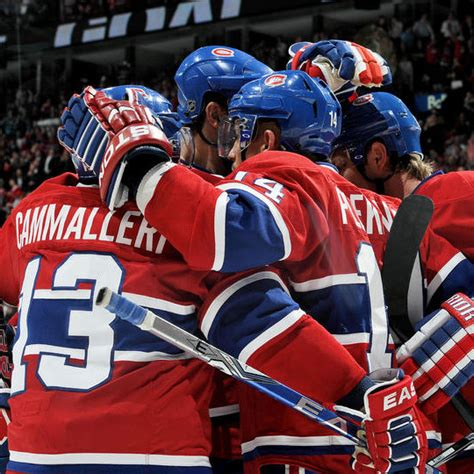 sle goal tracking canadiens de montreal le goal song les habs