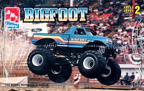 bigfoot 10 truck 1993 ford quot bigfoot 10 quot truck quot 1 25 fs