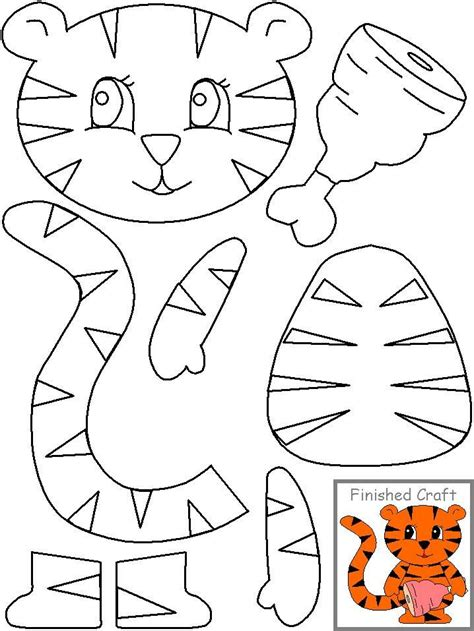 printable animal crafts 130 best αίσωπος images on pinterest cut outs animal
