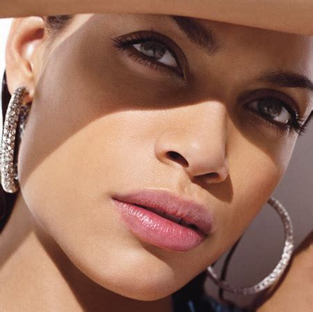 this friday on kickasskandycom it gets red hot but sshhhhh you girl crush wednesday rosario dawson clearlyfabulous