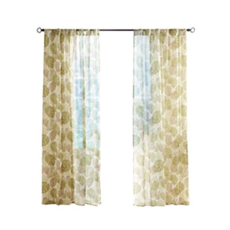 lowes outdoor drapes patio curtains lowes shop solaris 96 in l white mesh
