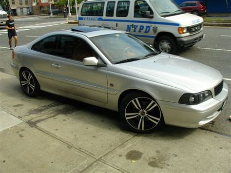 volvo c70 custom buy used 2001 volvo c70 with a lot of upgrades new custom