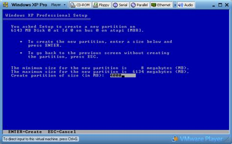 xp configure home page installing windows xp page 2