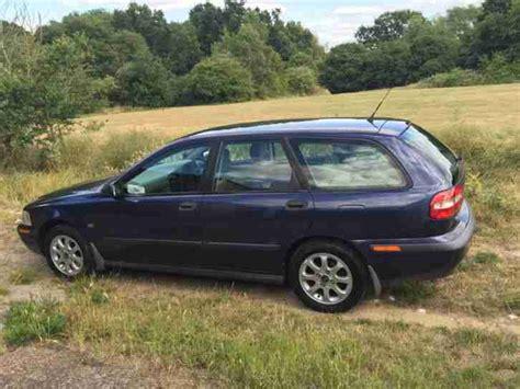 volvo v40 estate 1 8 no reserve car for sale