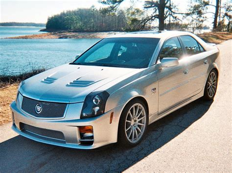 2005 Cadillac Cts Price 2005 Cadillac Cts V Special Edition K Series 001 64029