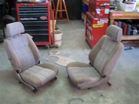 toyota  pickup tacoma seat overview installation