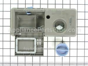 Kitchenaid Dishwasher Jet Dispenser Not Working Whirlpool W10304410 Dispenser Appliancepartspros