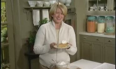 Martha Emeril Toast To New Partnership 2 by Sweet Potato Pie With Graham Cracker Crust Martha