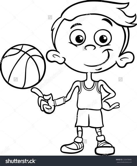 basketball clipart black and white boys basketball clipart black and white number 1 clipground