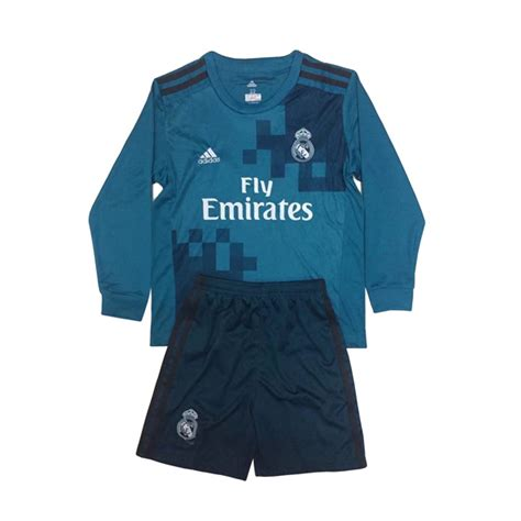 Jersey Real Madrid 3rd 1718 real madrid 2017 18 third sleeve soccer kit
