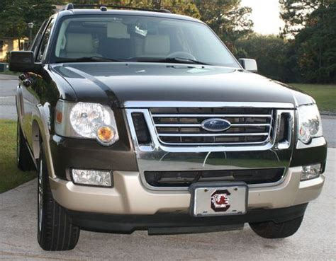 auto air conditioning service 2008 ford explorer navigation system buy used 2008 ford explorer eddie bauer sport utility 4 door 4 0l in aiken south carolina