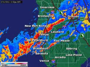 weather map florida today weather and tornado alerts in ta bay to