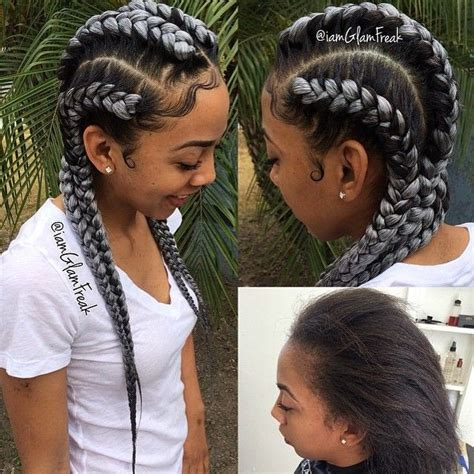 hair styles with corn rolls image result for jumbo cornrows things to practice