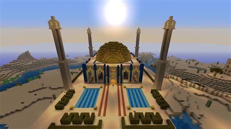 Best Architect egypt mosque minecraft project