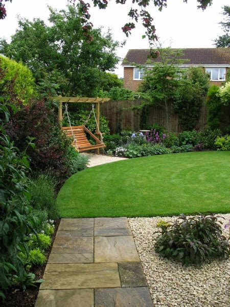 suburban backyard landscaping ideas a suburban garden