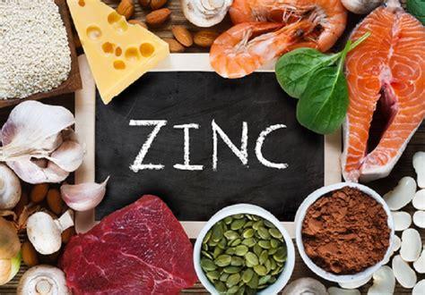 zinco alimentazione carenza di zinco i segnali corpo e come rimediare con