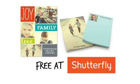 Where Can You Buy A Shutterfly Gift Card - shutterfly 10 free cards southern savers