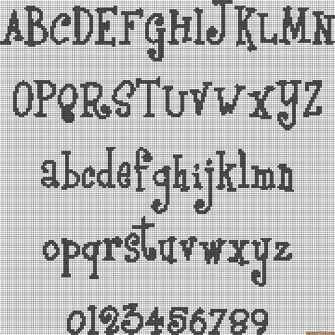 font text pattern 17 images about alphabet charts on pinterest cross