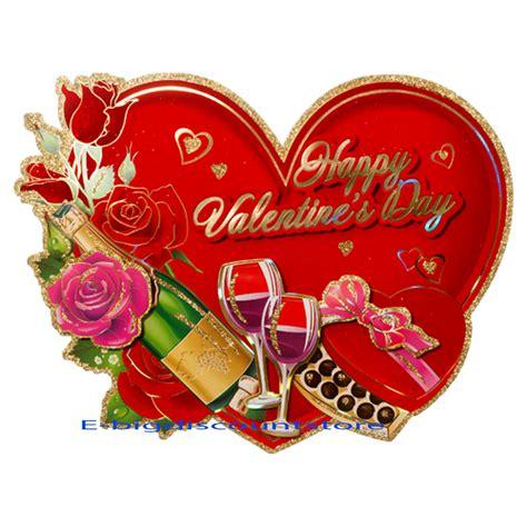 valentines day ornaments s day hanging door wreath room