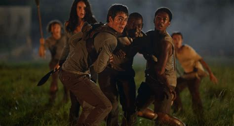 the maze runner film the maze runner movie and official trailers 20th