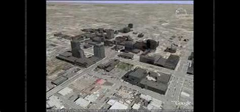 tutorial sketchup google earth how to use sketchup to model for google earth 171 software tips