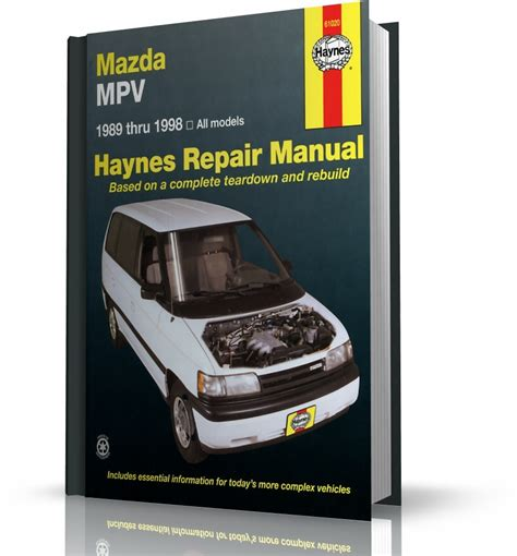 motor auto repair manual 1991 mazda mpv parental controls service manual 1989 1998 mazda mpv haynes owners manual 1990 mazda mpv mazda mpv 1996 1998
