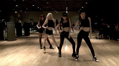 blackpink dance blackpink s dance practice video surpasses 4 million views