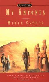 my antonia books my antonia willa cather paperback 0451529723 used book