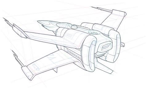 sketchbook x tutorial sketchbook tutorial x wing fighter concept by jeff smith