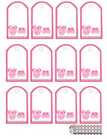 baby shower favor tags template free free printable pink baby shower favor tags