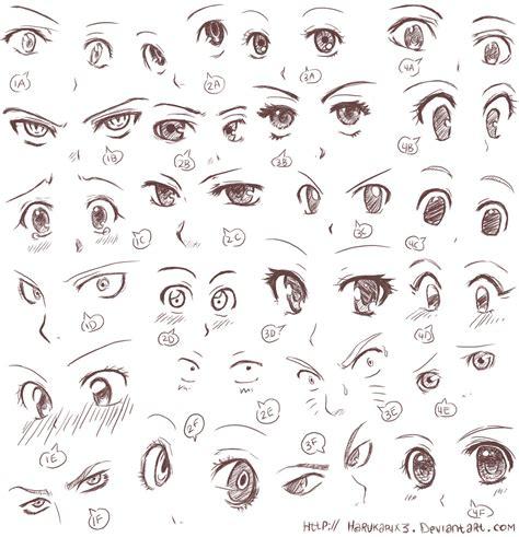 anime eyes anime eye expressions art resources pinterest anime