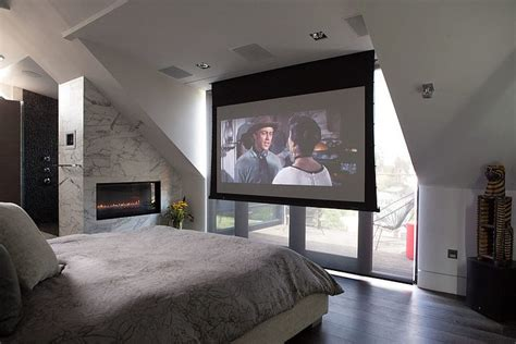 projector in bedroom best 25 projector tv ideas on pinterest window