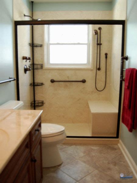 Handicap Bathroom Design Americans With Disabilities Act Ada Coastal Bath And