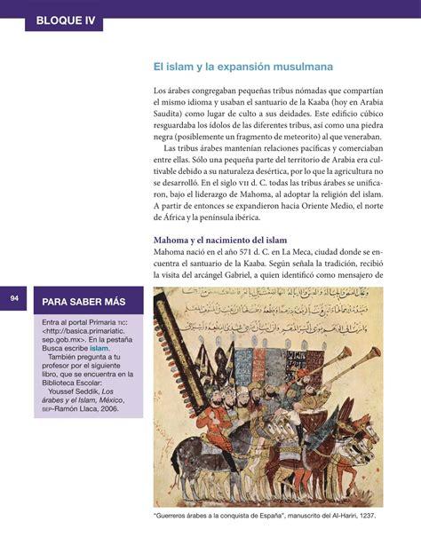 libro historia sep 2015 2016 quinto grado newhairstylesformen2014 libro de historia sexto grado primaria 2015 2016 libro